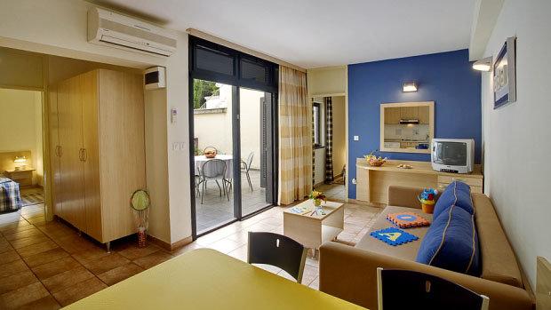 Apartmaji VALAMAR RESIDENCE DIAMANT