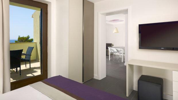 Apartmaji PARK PLAZA VERUDELA