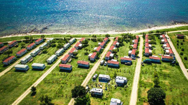 Mobile Homes ARENA KAŽELA