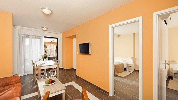 Apartmaji SOL AMFORA