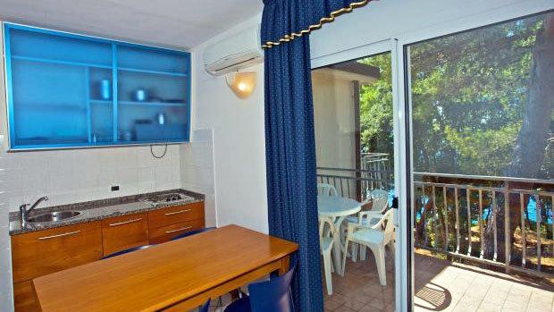 Apartmaji VERUDELA BEACH
