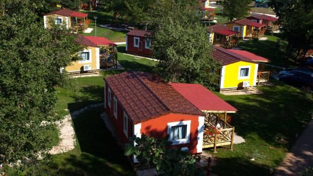 Mobile Homes AMINESS MARAVEA